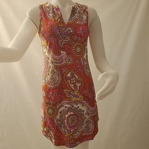 Jude Connally Allison Paisley dress